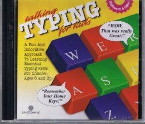 Talking Typing for Kids by Swift Jewel