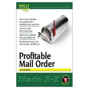 Profitable Mail Order (CD-ROM)
