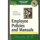 Employee policies and Manuals (CD-ROM)