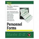 Personnel Forms (CD-ROM)