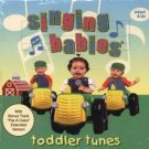 Singing Babies Toddler Tunes with Bonus track (CD)