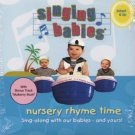 Singing Babies Nursery Rhyme Time (CD)