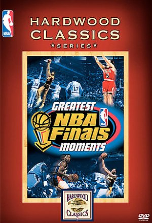 Greatest NBA Finals Moments Hardwood Classics DVD