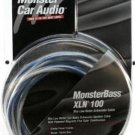 Monster Car Audio MonsterBass XLN 100 8FT