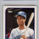 1989 Topps Traded Ken Griffey JR USA 8.5 rookie card