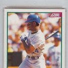 1989 Score Traded Ken Griffey JR USA 8.5 rookie card
