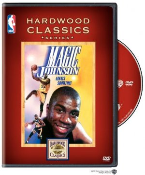 Magic Johnson Always Showtime Hardwood Classics DVD