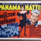 CC29 Panama Hattie RED SKELTON and ANN SOTHERN original 1942 TC