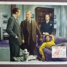 CH08 Cluny Brown JENNIFER JONES and CHARLES BOYER original 1941 lobby card