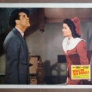 CI26 Rings On Her Fingers GENE TIERNEY and HENRY FONDA original 1942 lobby card