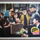 CK27 Pied Piper RODDY McDOWALL & MONTY WOOLEY Lobby Card