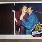 CN27 Julia Misbehaves GREER GARSON & WALTER PIDGEON Lobby Card