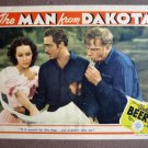 CP26 Man From Dakota DOLORES DEL RIO 1940 Lobby Card