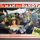CS34 Man From Dakota DOLORES DEL RIO 1940 Lobby Card