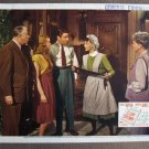 CK03 Cluny Brown JENNIFER JONES & PETE LAWFORD Lobby Card
