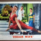 CR17 Dream Wife CARY GRANT & DEBORAH KERR Original 1953 Lobby Card