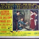 CR33 Lovely To Look At ANN MILLER & RED SKELTON Lobby Card
