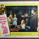 CJ46 Take Her, She's Mine SANDRA DEE & JAMES STEWART Lobby Card