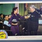BJ17 Cynthia ELIZABETH TAYLOR ORIGINAL  1947  Lobby Card