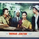 BG19 Bhowani Junction AVA GARDNER ORIGINAL 1955 Lobby Card