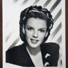 BM02 JUDY GARLAND 1940s Studio Publicity Still