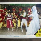 BM26 Kissing Bandit FRANK SINATRA and KATHRYN GRAYSON 1948 Lobby Card