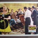 BQ20 Diamond Horseshoe BETTY GRABLE and DICK HAYMES Lobby Card