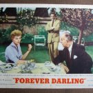 BQ25 Forever Darling LUCILLE BALL Original 1956 Lobby Card