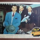 BQ31 If Winter Comes WALTER PIDGEON Original 1948 Lobby Card