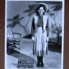BS02 Annie Get Your Gun JUDY GARLAND (wardrobe test) Studio Still