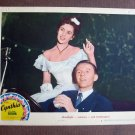 BS21 Cynthia ELIZABETH TAYLOR and GEORGE MURPHY Lobby Card