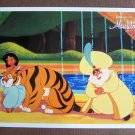 BT13 ALADDIN Original 1992 WALT DISNEY Lobby Card