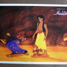 BT14 ALADDIN Original 1992 WALT DISNEY Lobby Card