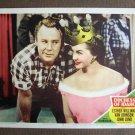 BT22 Duchess of Idaho ESTHER WILLIAMS Original 1950 Lobby Card