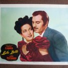 BT29 Lulu Belle DOROTHY LAMOUR and GEORGE MONTGOMERY Lobby Card
