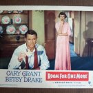 BU40 Room For One More CARY GRANT and BETSY DRAKE 1952 Lobby Card