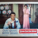 BV37 Room For One More CARY GRANT  and BETSY DRAKE Lobby Card