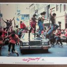 BV40 That's Dancing IRENE CARA Original 1984 Lobby Card