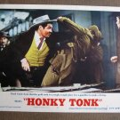 BW19 Honky Tonk CLARK GABLE Original 1955 Lobby Card