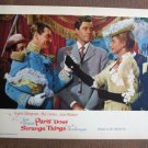 BW33 Paris Does Strange Things INGRID BERGMAN and MEL FERRER Lobby Card