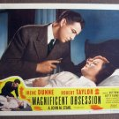 BX31 Magnificent Obsession IRENE DUNNE 1949R Lobby Card