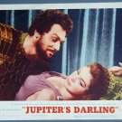 JUPITERS DARLING Esther Williams orig '55 lobby card