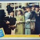 YANK AT EATON Mickey Rooney orig '42 lobby card