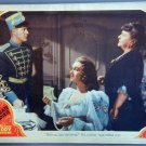CHOCOLATE SOLDIER Nelson Eddy orig '40 lobby card