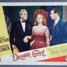 DREAM GIRL Betty Hutton orig '48 LC