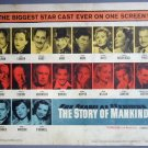 STORY OF MANKIND Marx Bros orig 57 TC