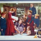 SONG OF LOVE Katharine Hepburn original '47 lobby card