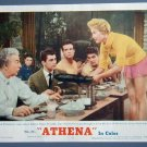 ATHENA Jane Powell original 1954 lobby card