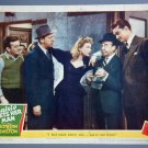 MAISIE GETS HER MAN Ann Sothern original 1942 Lobby Card