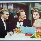 DUCHESS OF IDAHO Esther Williams original 1950 Lobby Card
